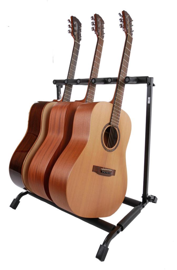 Morgan GS 30-5 gitarstativ