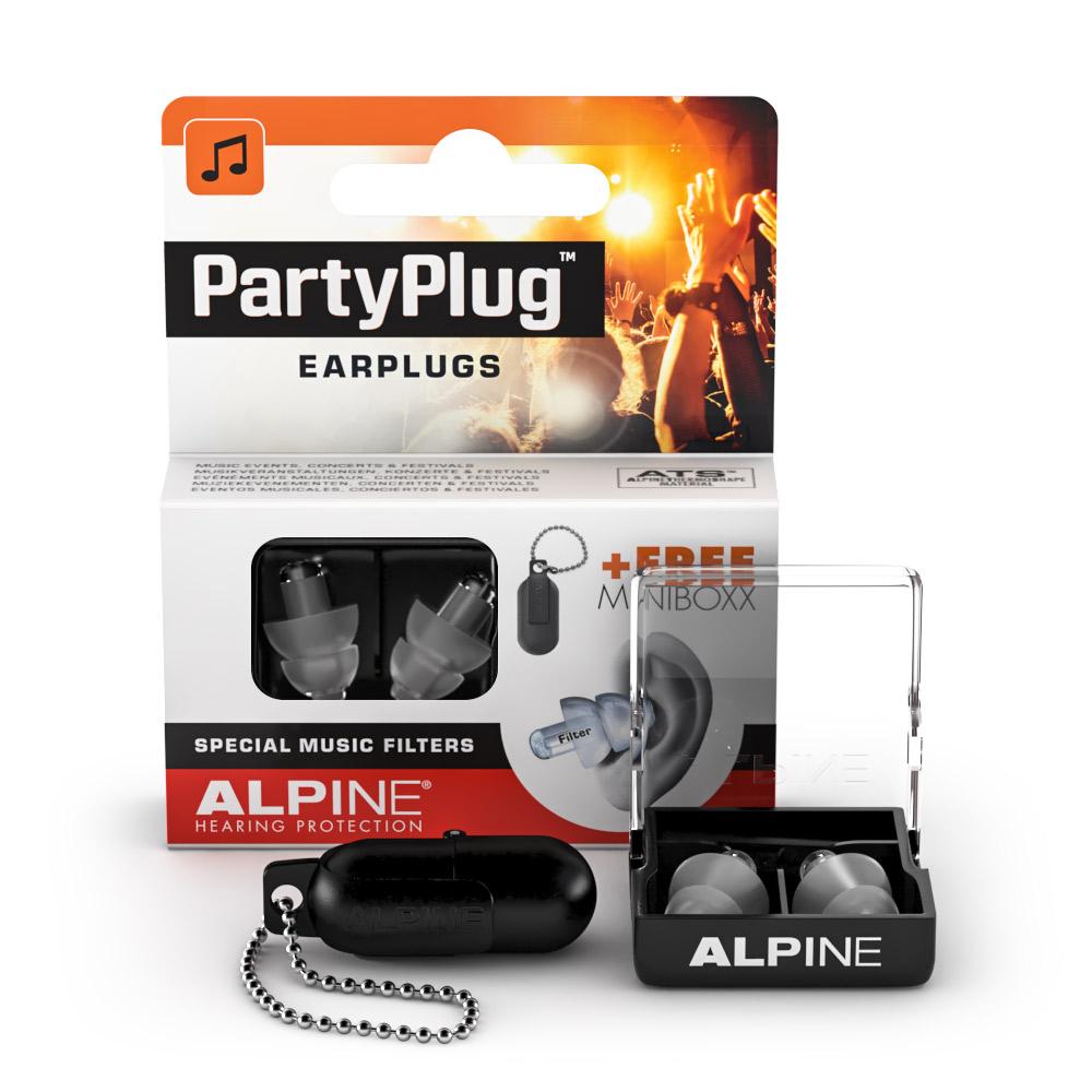 Alpine Partyplugg