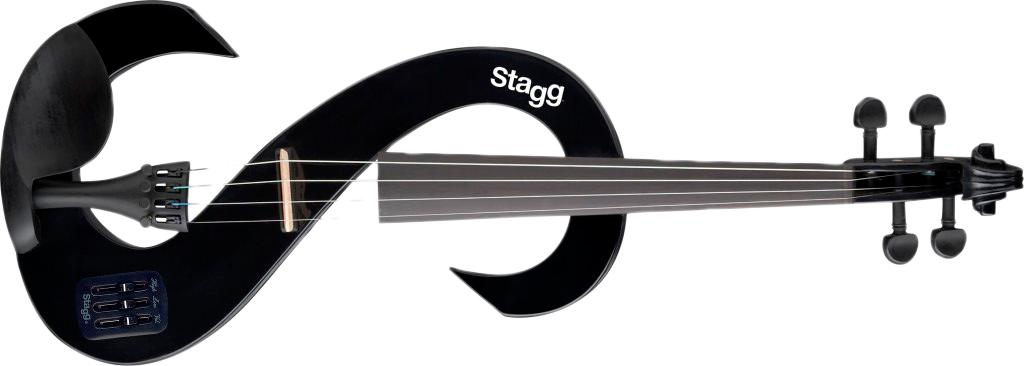 Stagg EVN 4/4 BK EL fiolin