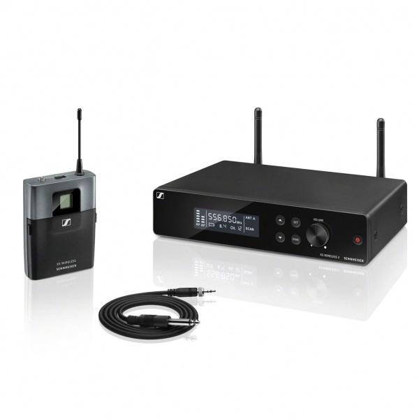 Sennheiser XSW2E m/HF 60 bøylemikrofon